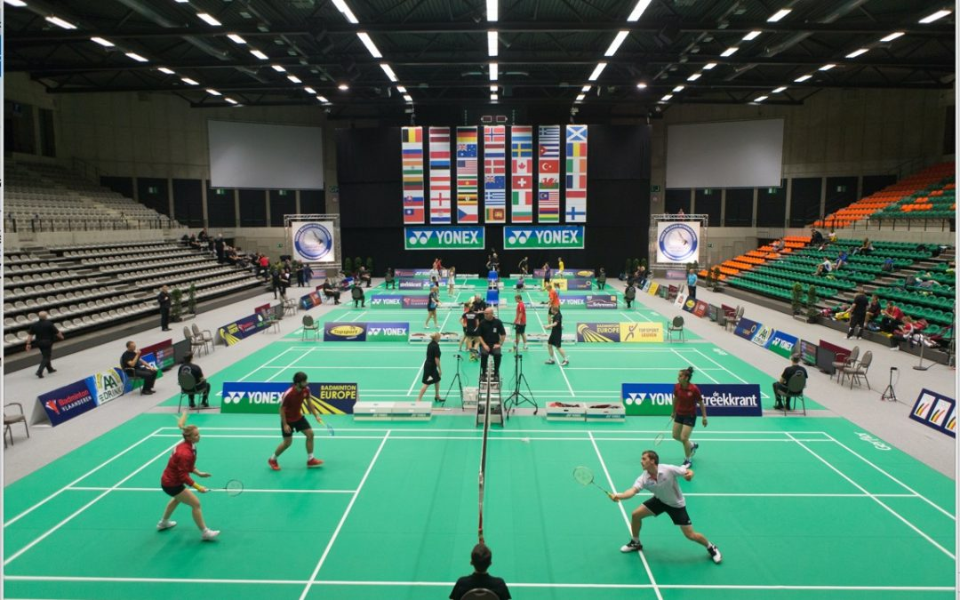 15th Yonex Belgian International attracts world-class players to Leuven