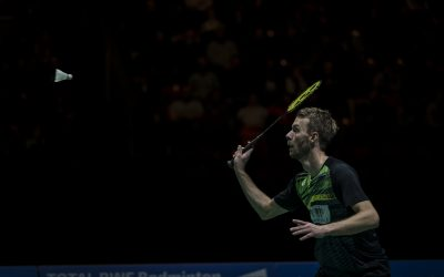 Yonex Belgian International 2019 preview