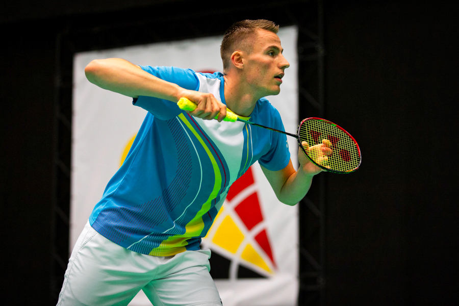 Yonex Belgian International 2019: Rounds 1 and 2