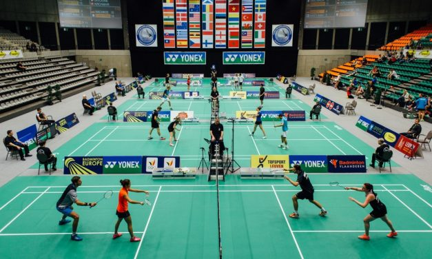 Voorbeschouwing Yonex Belgian International