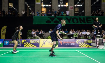 PlayUnified 6de finale op Yonex Belgian International