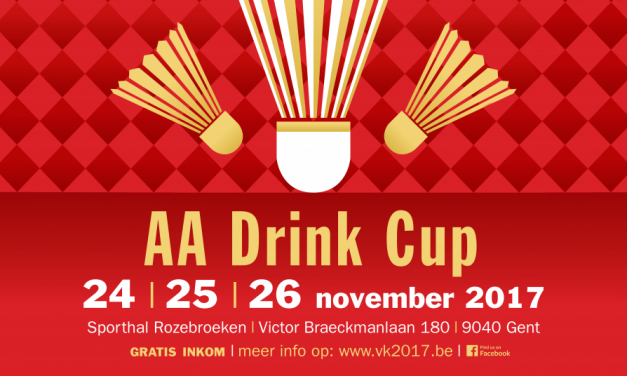 Nabeschouwing AA-Drink Cup 2017