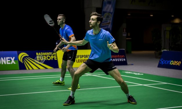 Yonex Belgian International 2018: finaledag