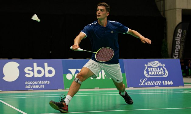 Yonex Belgian International 2019: kwalificaties