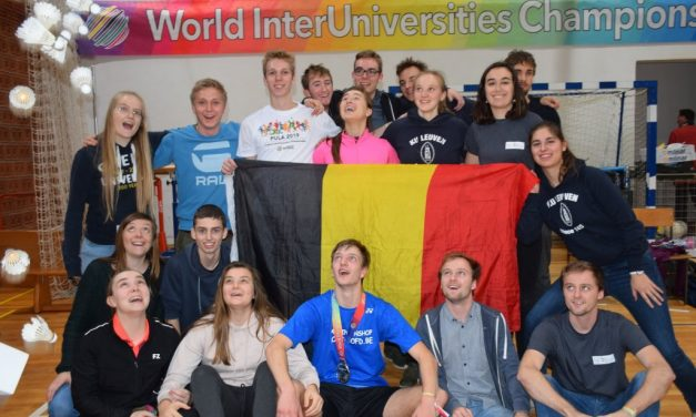 World InterUniversities Championships Badminton 2019
